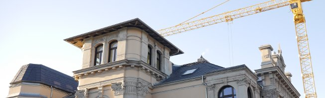 Energetische Sanierung eines Baudenkmals ist eine Herausforderung