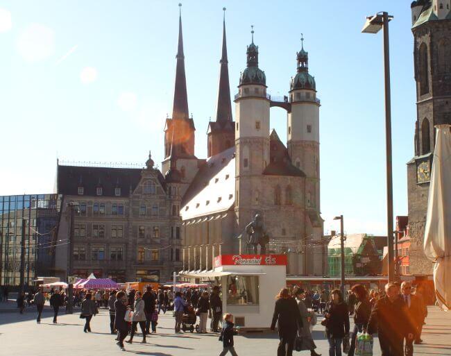 Kapitalanlage in Immobilien  in der Stadt Halle (Saale)