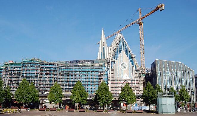Immobilienbau in Leipzig