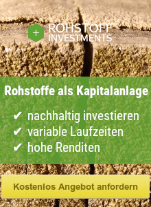 Rohstoffinvestments